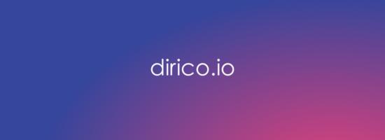 dirico.io - Social-Media und Content-Marketing für Teams