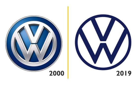 Bild: Marken-Rebranding von VW